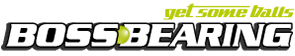 Boss Bearing Header Logo