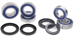 KTM Street Bike - Wheel/Axle Bearings