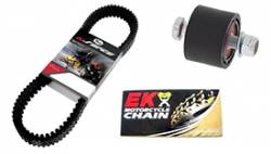 Yamaha Dirt Bike - Belts, Chains & Rollers