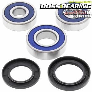 Boss Bearing 41-6283B-8I1-A-6 Rear Wheel Bearings and Seals Kit ...
