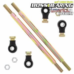 Boss Bearing - Boss Bearing Tie Rod Assembly Upgrade Kit for Polaris