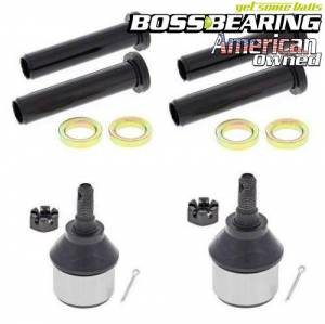 Boss Bearing - Boss Bearing Front Lower A Arm Ball Joint Combo Kit for Polaris