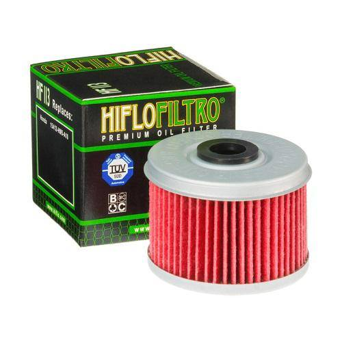 Boss Bearing - Boss Bearing Hiflo Oil Filter HF113 for Honda