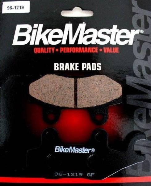 BikeMaster - Boss Bearing Front Brake Pads BikeMaster S3031