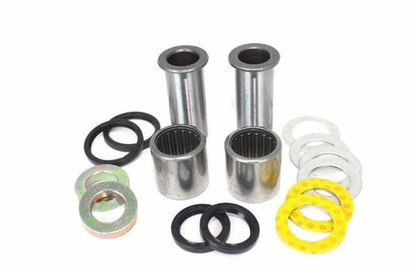 Boss Bearing - Boss Bearing Complete  Swingarm Bearings and Seals Kit for Kawasaki