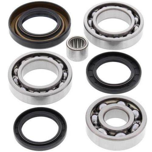 Boss Bearing - Boss Bearing Rear Differential Bearings and Seals Kit for Honda