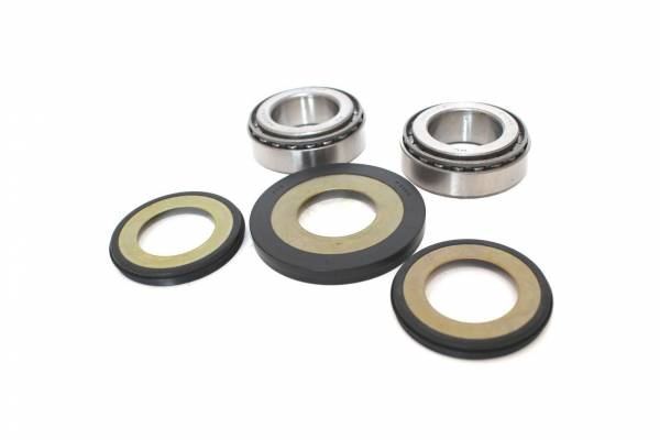 Boss Bearing - Boss Bearing Steering  Stem Bearings and Seals Kit for Suzuki