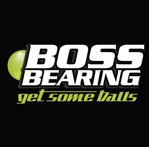 Boss Bearing - Boss Bearing Left Side Steering  Rack Tie Rod Kit for Polaris
