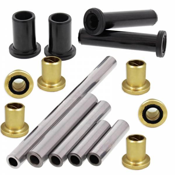 Boss Bearing - Boss Bearing Rear Bronze Upgrade! Independent Suspension Bushings Kit for Polaris