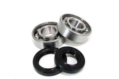 Boss Bearing - Boss Bearing Main Crank Shaft Bearings and Seals Kit for Yamaha