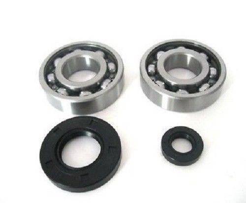 Boss Bearing - Boss Bearing S-DR370-MC-5I7 Main Crankshaft bearings and seals. Kit for Suzuki
