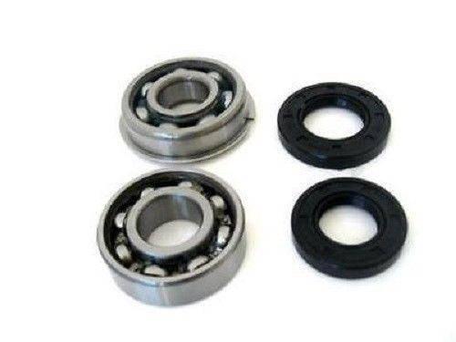 Boss Bearing - Boss Bearing S-TM75-MC-5I8 Main Crankshaft bearings and seals Kit for Suzuki