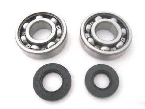 Boss Bearing - Boss Bearing H-CR80R-MC-3G2-2 Main Crank Shaft Bearings and Seals Kit for Honda