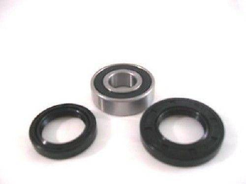 Boss Bearing - Boss Bearing H-CR250-FR-73-76-E-1K6 Front Wheel Bearings and seal kit. for Honda