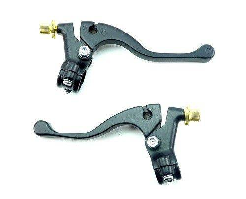 "EMGO - Boss Bearing 32-73600 6E4 Universal Brake Clutch Lever and Perch Set 7/8"" for Honda"