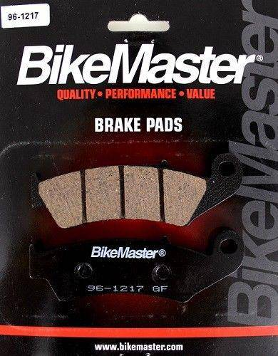 BikeMaster - Boss Bearing Front Brake Pads BikeMaster for Honda