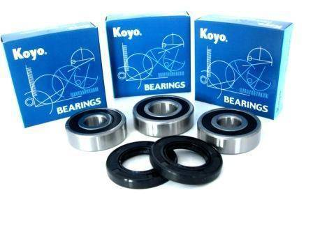 Boss Bearing - Premium Japanese Rear Wheel Bearing Seal for Honda