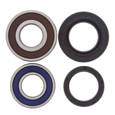 Boss Bearing - Boss Bearing Rear Wheel Bearings and Seals Kit for Honda CR 250R and 500R