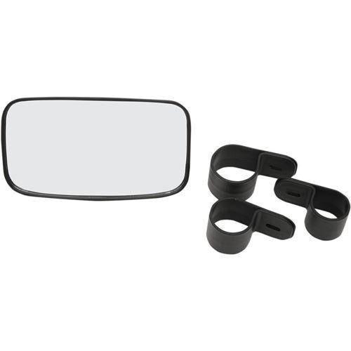 EMGO - Boss Bearing EMGO Universal UTV Boss Bearing Rear View Mirror size 4 1/2 in x 8 in