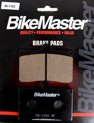 BikeMaster - Boss Bearing Front Brake Pads BikeMaster for KTM