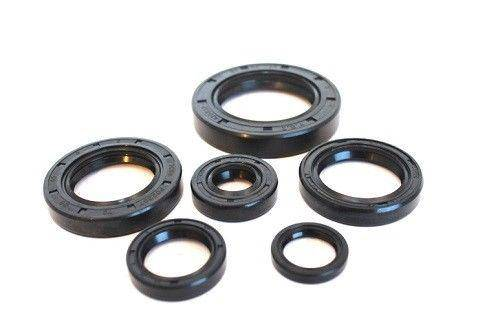 Boss Bearing - Boss Bearing Complete Bottom End Engine Oil Seals Kit for Kawasaki