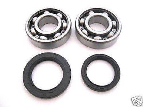 Boss Bearing - Boss Bearing K-KX250-MC-3H1 Main Crank Shaft Bearings and Seals Kit for Kawasaki