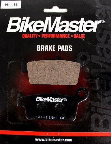 BikeMaster - Boss Bearing Rear Brake Pads BikeMaster for Yamaha