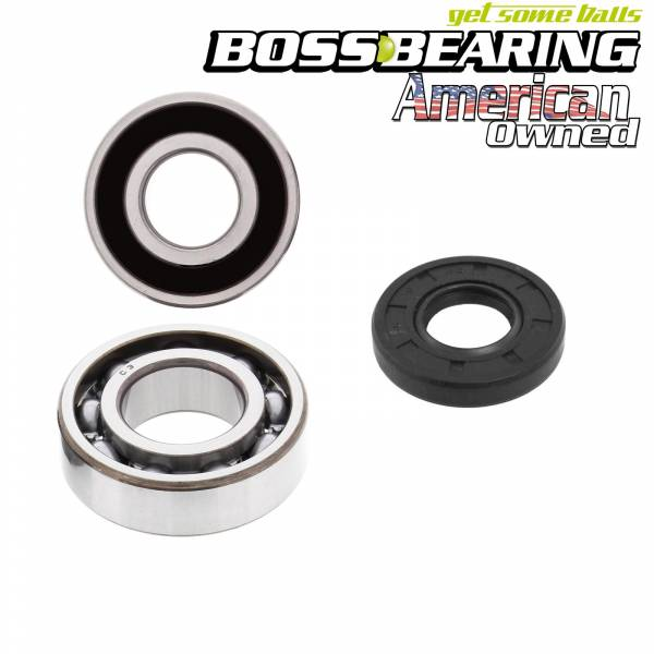 Boss Bearing - Boss Bearing Balancer Shaft Bearing and Seal Kit for Suzuki ATV Quadracer