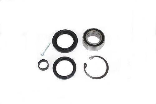 Boss Bearing - Boss Bearing Front Wheel Bearing and Seals Kit for Honda