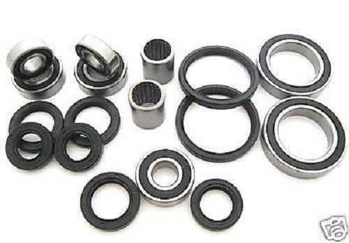 Boss Bearing - Boss Bearing Y-ATV-CH-1002 Combo-Pack! Chassis Bearings and Seals Kit for Yamaha