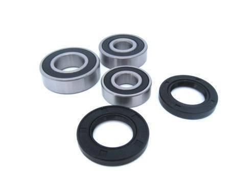 Boss Bearing - Boss Bearing Rear Wheel Bearings and Seals Kit for Kawasaki Ninja