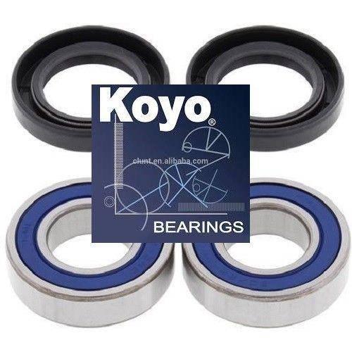 Boss Bearing - Premium Front Wheel Bearings Kit for Kawasaki