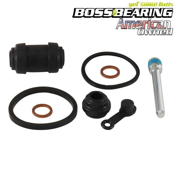 Boss Bearing - Boss Bearing Rear Caliper Rebuild Kit for Honda