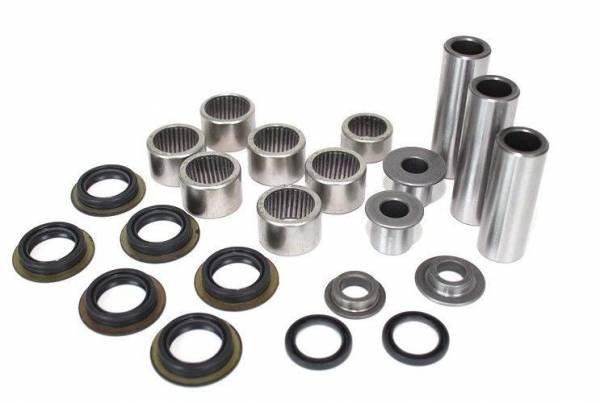 Boss Bearing - Boss Bearing Rear Suspension Linkage Bearings and Seals Kit for Suzuki