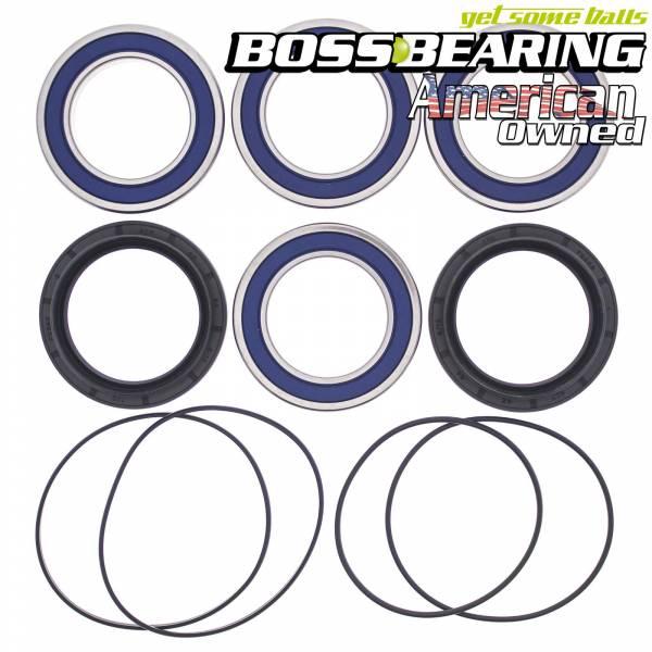 Boss Bearing - Rear Wheel Bearing Kit for Yamaha YFM700R Raptor and YFZ450