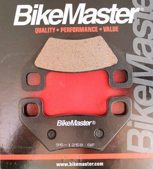 BikeMaster - Boss Bearing Rear Brake Pads BikeMaster O7088