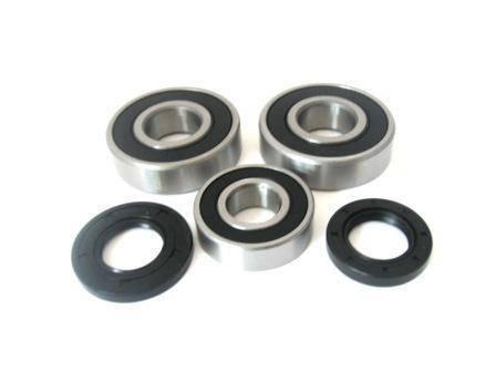 Boss Bearing - Boss Bearing 41-6280B-8J5-A-1 Rear Wheel Bearings and Seals Kit