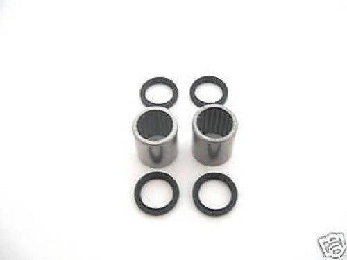 Boss Bearing - Boss Bearing S-ATV-SHOCK-1000-4D6-B-5 Upper Rear Shock Mount Bearings and Seals Kit for Suzuki