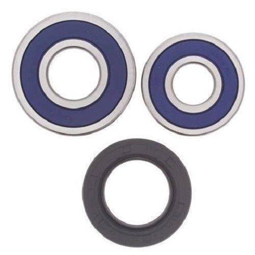 Boss Bearing - Boss Bearing Rear Wheel Bearings and Seal Kit for Honda