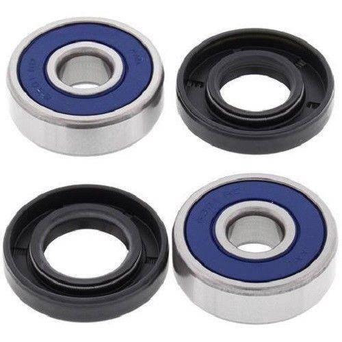 Boss Bearing - Boss Bearing Rear Wheel Bearings and Seals Kit for Yamaha and Kawasaki