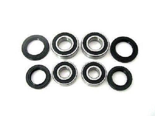 Boss Bearing - Boss Bearing Both Front Wheel Bearings and Seals Kit for Can-Am