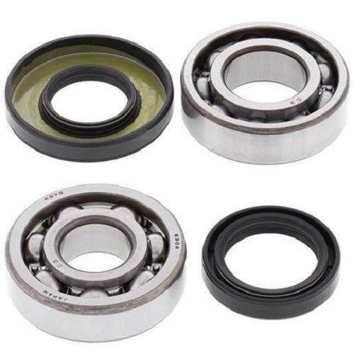 Boss Bearing - Boss Bearing Main Crank Shaft Bearings and Seals Kit