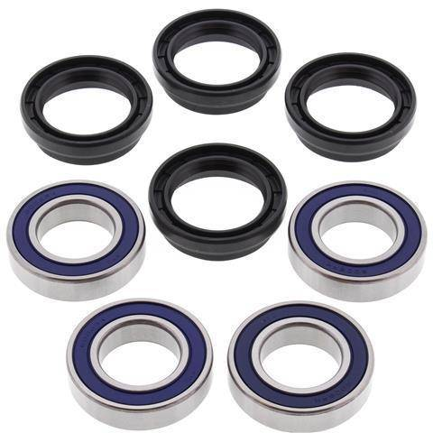 Boss Bearing - Boss Bearing Rear Wheel Bearing and Seal Kit for Yamaha