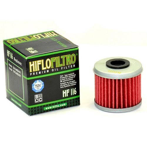 Boss Bearing - Boss Bearing Hiflo Oil Filter HF112