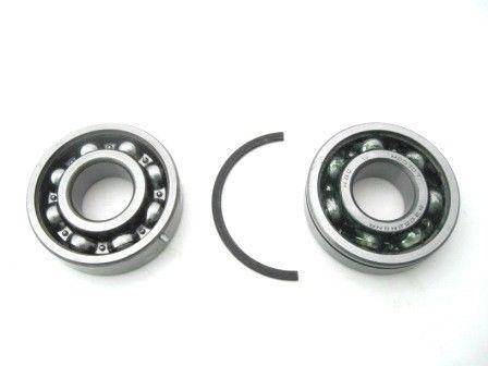 Boss Bearing - Boss Bearing Y-ATV-BANSHEE-MC-3D2 Main Crank Shaft Bearings Kit for Yamaha