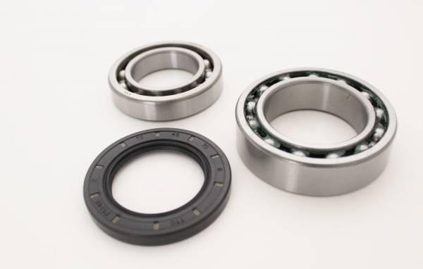 Boss Bearing - Boss Bearing 41-3276-8E5 Rear Axle Bearings and Seal Kit for Yamaha