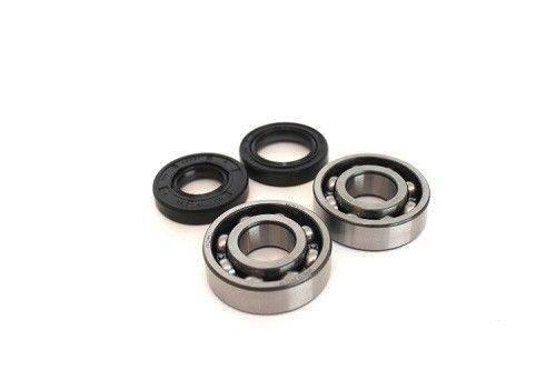 Boss Bearing - Boss Bearing Main Crank Shaft Bearing Seal Kit for Kawasaki KX125 88-05