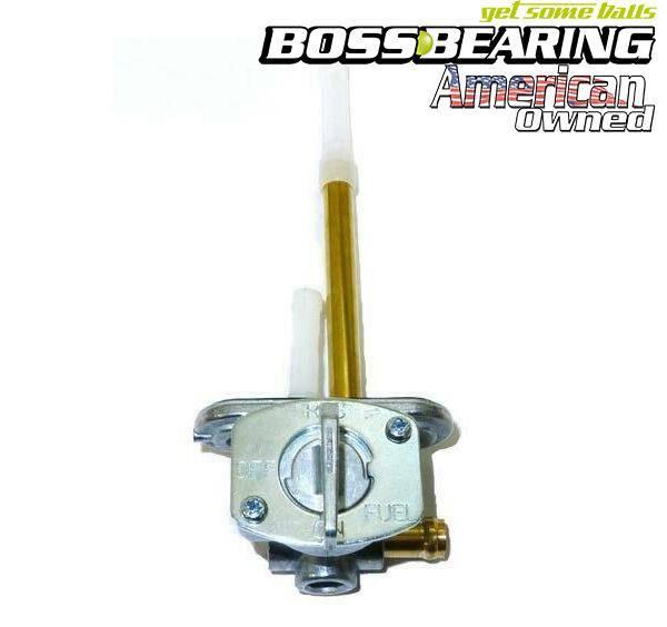 K&S - Boss Bearing Fuel Petcock Assembly for Kawasaki