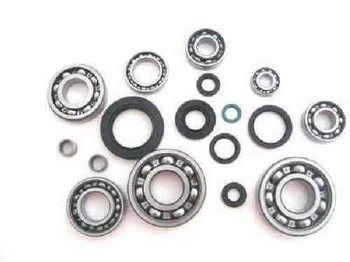 Boss Bearing - Boss Bearing H-CR250-BEBSK-88-91-4G7 Bottom End Bearings and Seals Kit for Honda