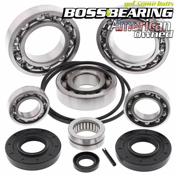 Boss Bearing - Boss Bearing Rear Differential Bearings and Seals Kit for Kawasaki